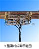 HXPnR-H单极组合安全滑触线