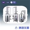 不锈电热钢蒸馏水器