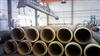 聚氨酯无缝直埋保温管保温结构图 钢套钢蒸汽管 聚氨酯直埋保温管厂家批发