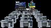 TKK-760BTKK-760B 多媒体网络型数控机床机电一体化培训系统