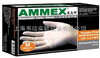美国AMMEX一次性乳胶手套(无粉防滑)/爱玛斯手套/一次性乳胶手套