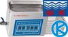 双频数控超声波清洗器KQ500VDB,昆山舒美牌,超声波清洗器