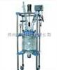 YSF-20L变频调速双层玻璃反应釜/河南双层玻璃反应釜厂家