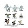 HXDLC型、H型电缆滑车