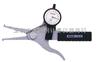 日本PEACOCK孔雀量表 LB-6 针盘式内测卡规