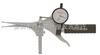日本PEACOCK孔雀量表 LB-7 针盘式内测卡规